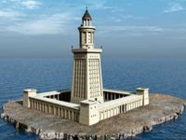 Александрийский маяк: история, описание, фото