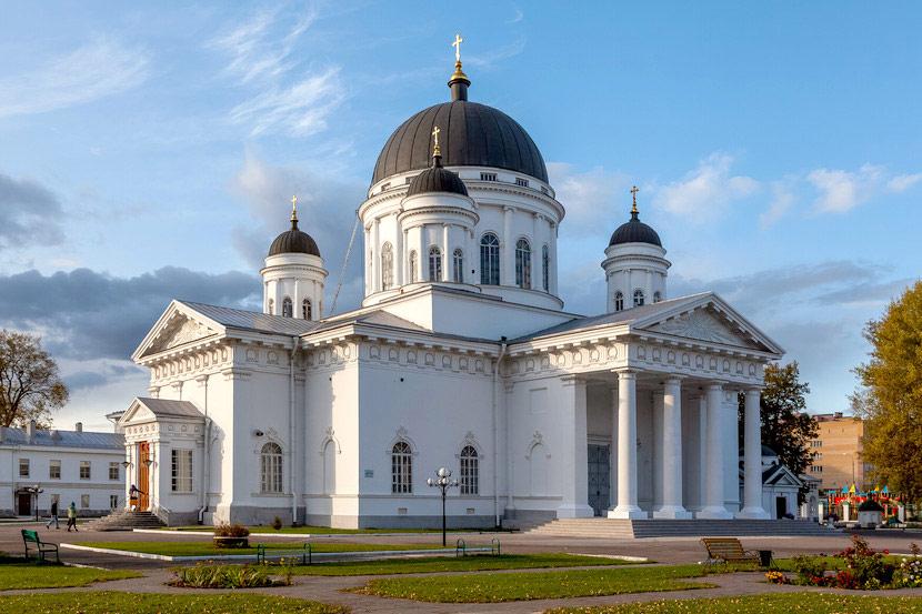Соборы и храмы Нижнего Новгорода