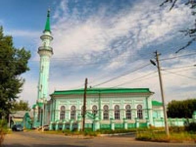 Азимовская мечеть в Казани: история, описание