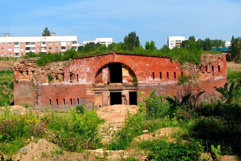 Бобруйская крепость в Белоруссии