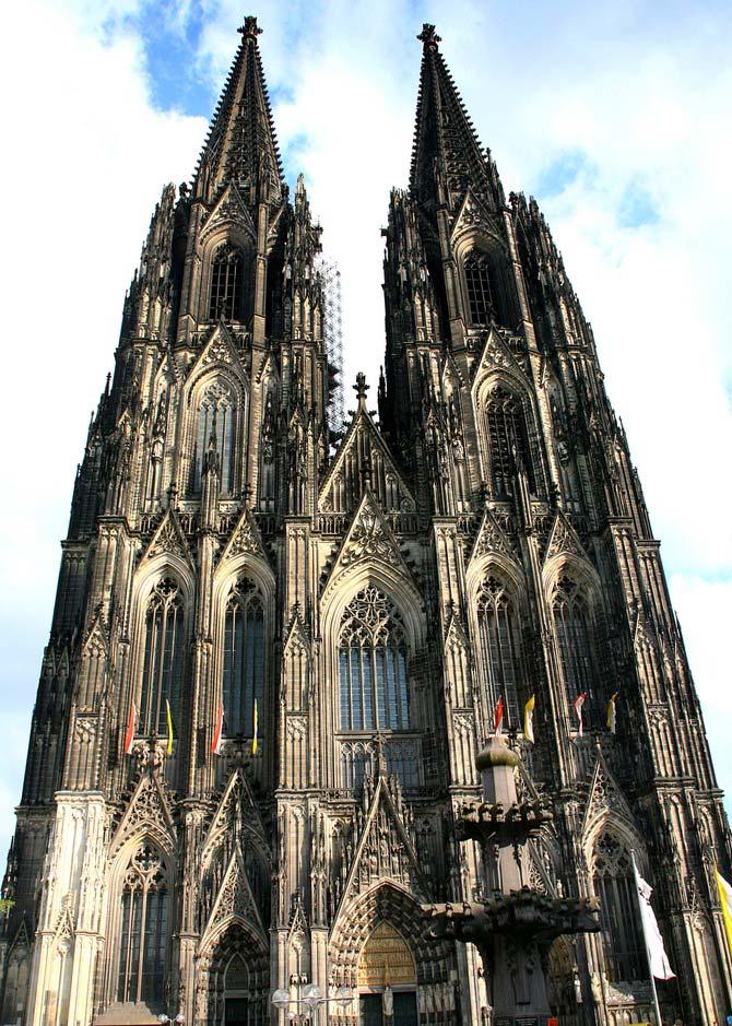 собор в кельне фото
