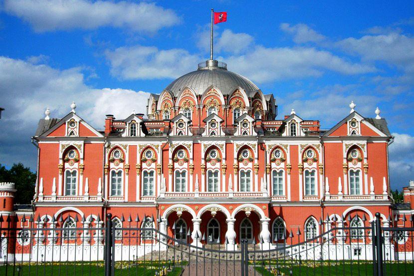 фото достопримечательностей москвы с названиями