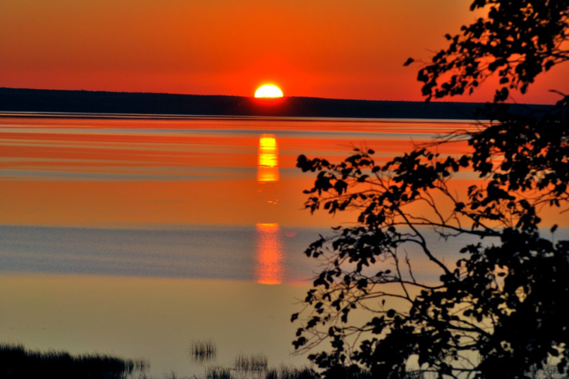 Плещеево озеро Переславль-Залесский