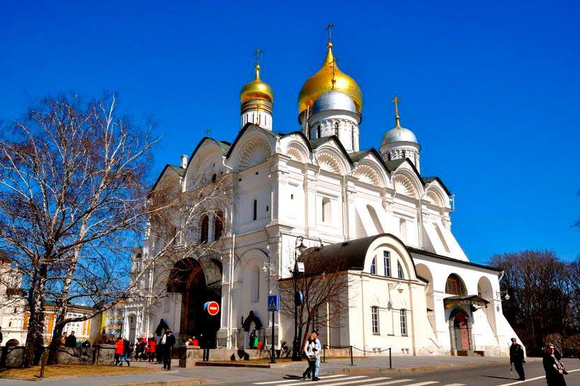 Московский Кремль в России