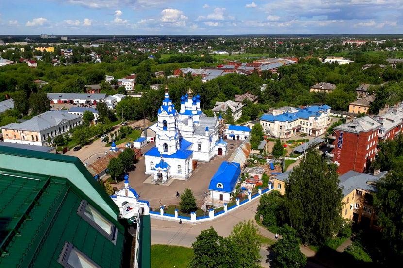 Преображенский собор в Иваново