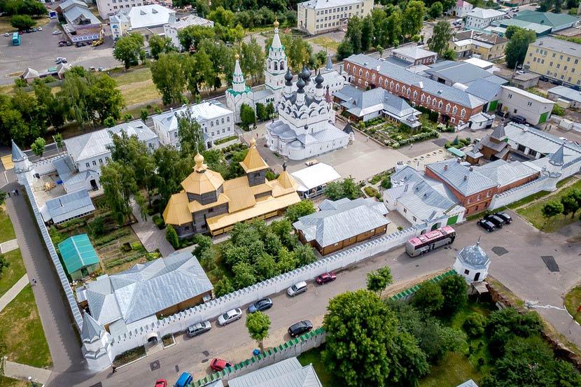 Свято-Троицкий женский монастырь в Муроме