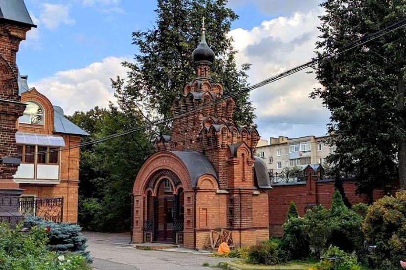 Свято-Веденский монастырь в Иваново