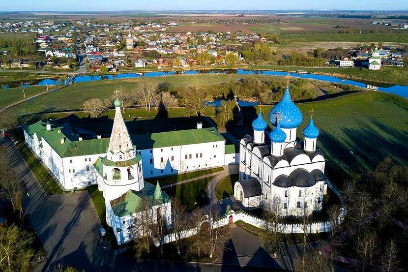 Достопримечательности Владимирской области