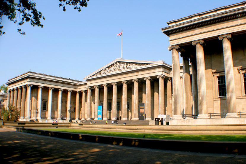 музей британский музей фото