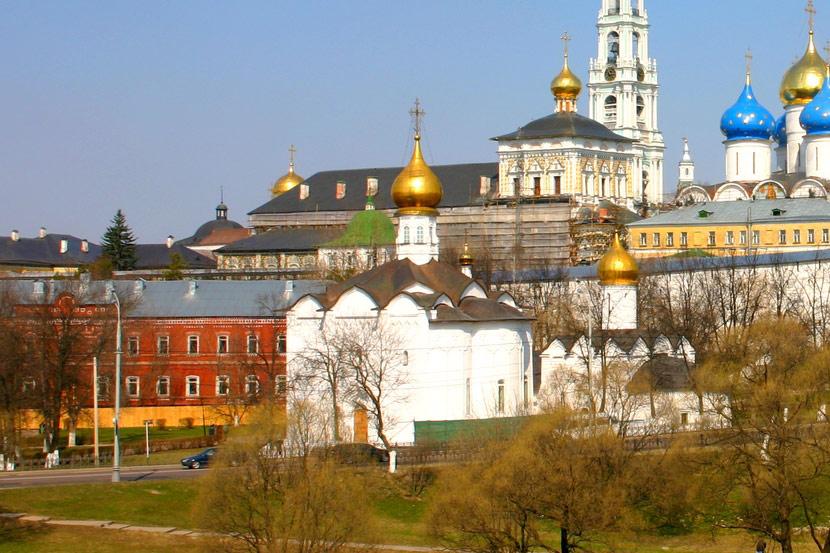 Введенская церковь в Сергиевом Посаде