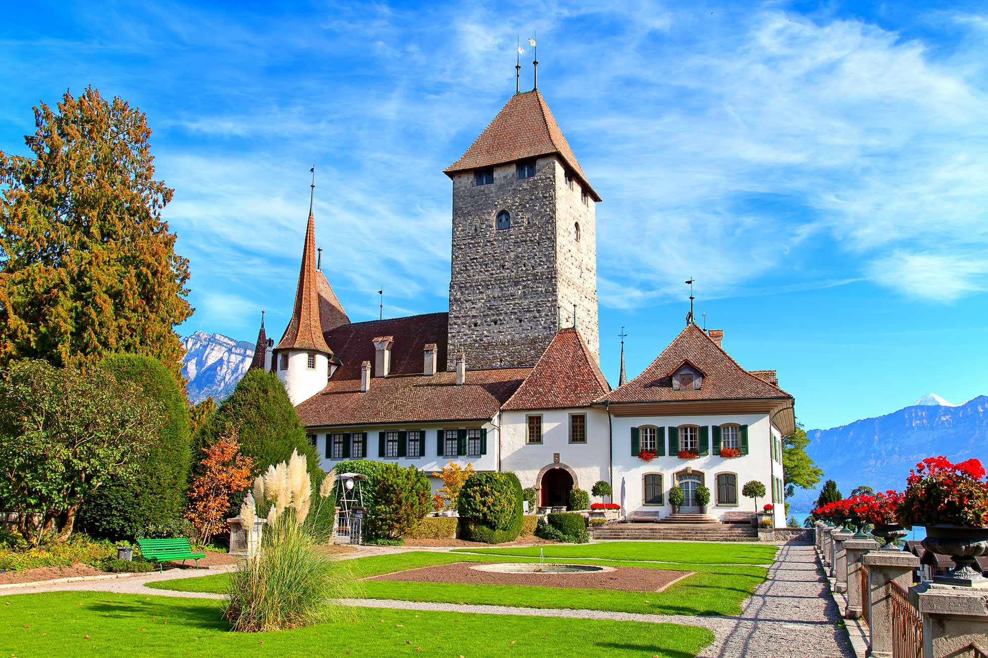 Все о Швейцарии достопримечательности курорты экскурсии