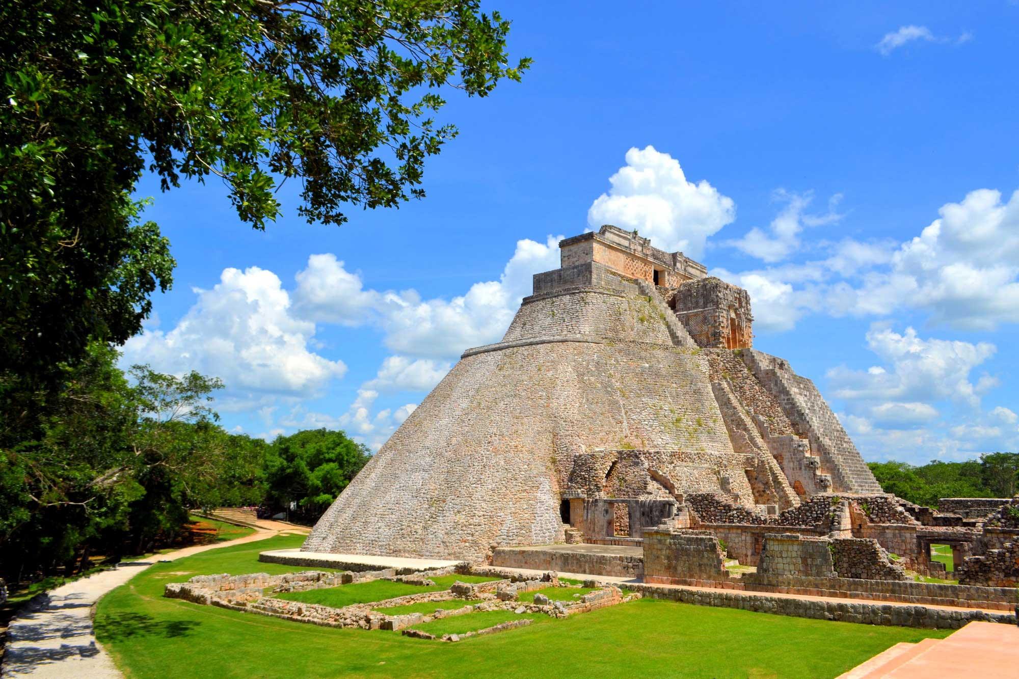 Картинки по запросу ушмаль пирамиды