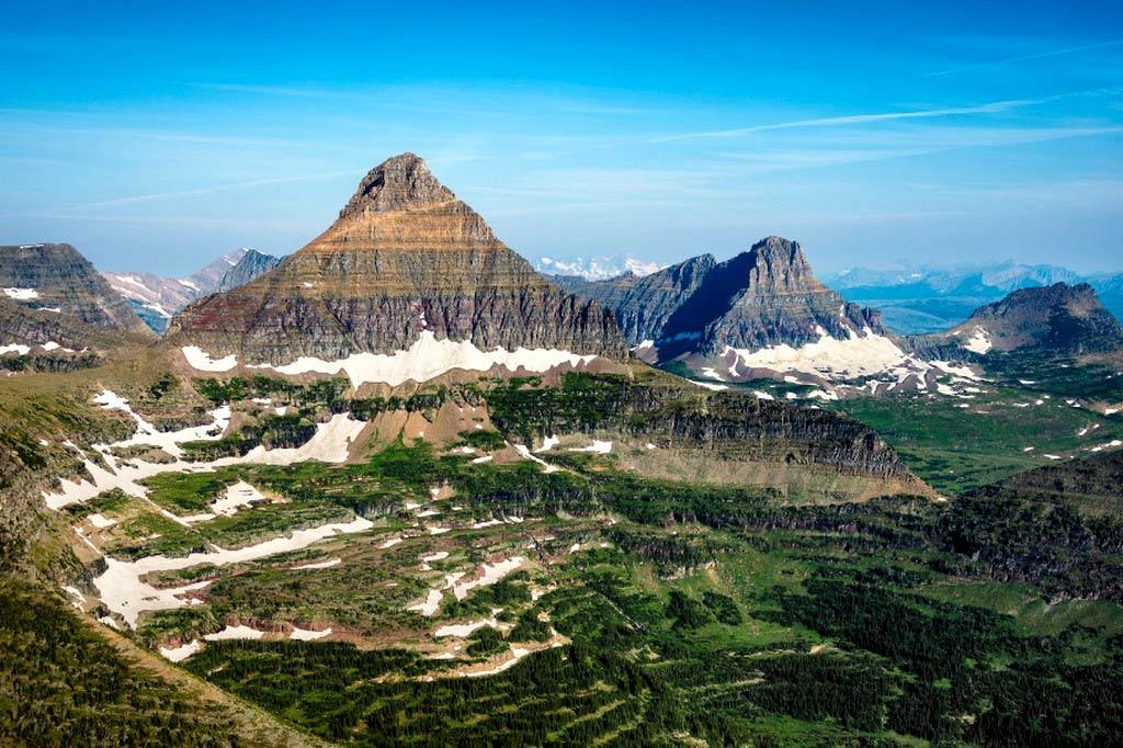Глейшер национальный парк
