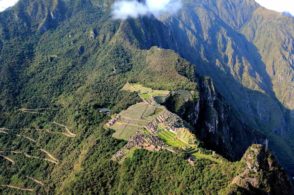 Machu Pikchu V Peru Istoriya Opisanie Foto