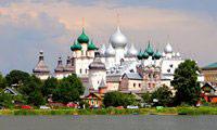 Ростов Великий в Ярославской области